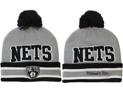 Brooklyn Nets Beanie XDF 150225 09