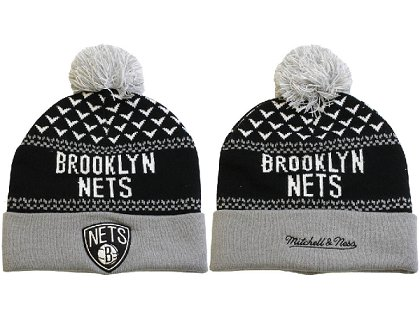 Brooklyn Nets Beanie XDF 150225 18