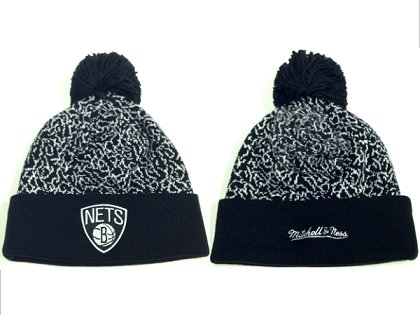 Brooklyn Nets Beanie XDF 150225 20