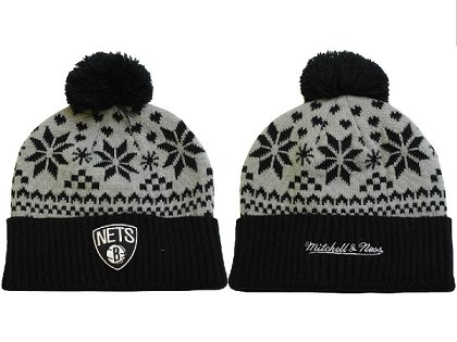Brooklyn Nets Beanie XDF 150225 25