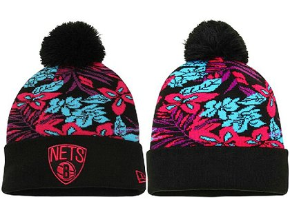 Brooklyn Nets Beanie XDF 150225 40