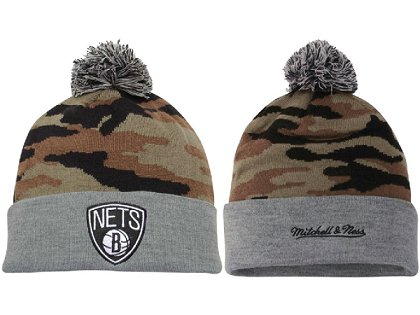 Brooklyn Nets Beanie XDF 150225 43