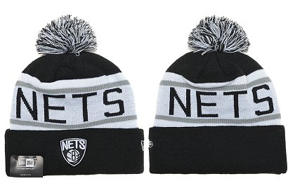 Brooklyn Nets Beanies DF 150306 15