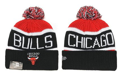 Chicago Bulls Beanies DF 150306 2