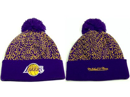 Los Angeles Lakers Beanie XDF 150225 16