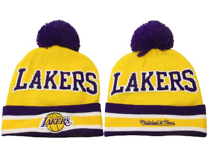 Los Angeles Lakers Beanie XDF 150225 22