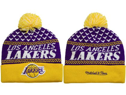 Los Angeles Lakers Beanie XDF 150225 26
