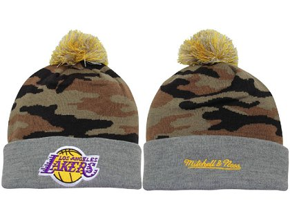 Los Angeles Lakers Beanie XDF 150225 33