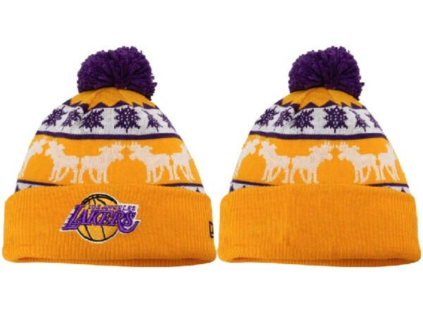 Los Angeles Lakers Beanie XDF 150225 42
