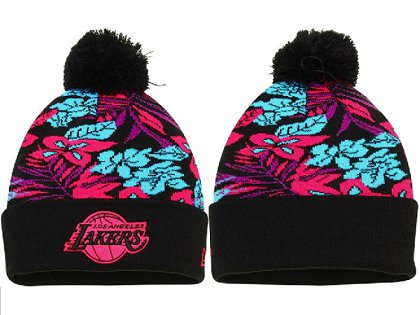Los Angeles Lakers Beanie XDF 150225 44