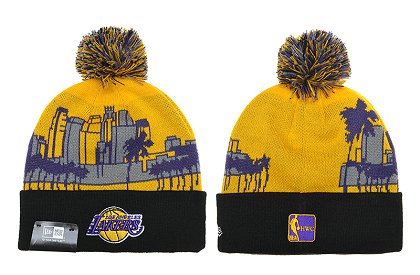 Los Angeles Lakers Beanies SD 150303 051