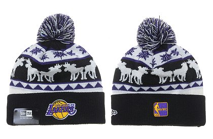 Los Angeles Lakers Beanies SD 150303 081