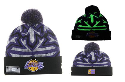 Los Angeles Lakers Beanies SD 150303 082