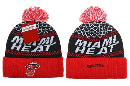 Miami Heat Beanies DF 150306 2