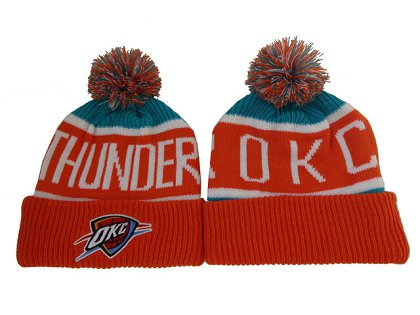 Oklahoma City Thunder Beanies DF 150306 03