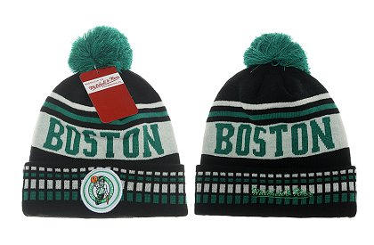 Boston Celtics New Type Beanie SD 6f32