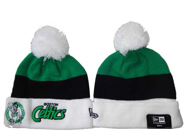 NBA Boston Celtics Beanie 1 DF
