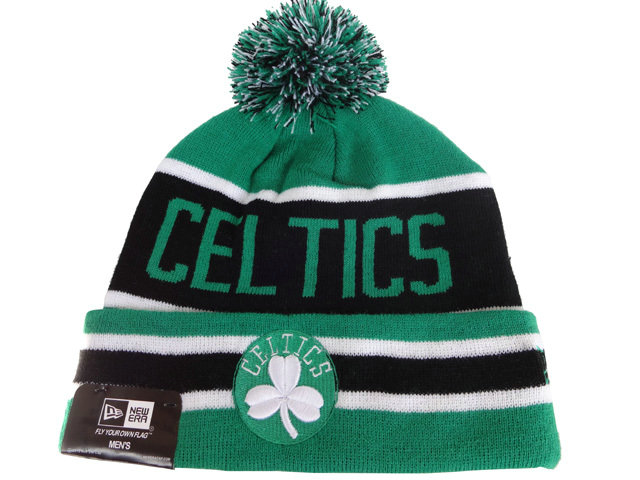 NBA Boston Celtics Beanie 2 DF