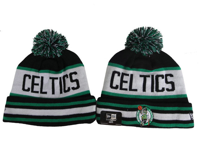 NBA Boston Celtics Beanie DF