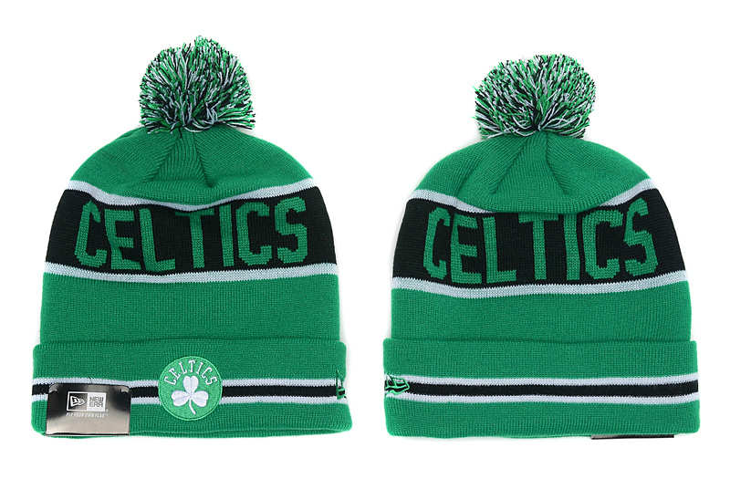 NBA Boston Celtics Beanie Green SD