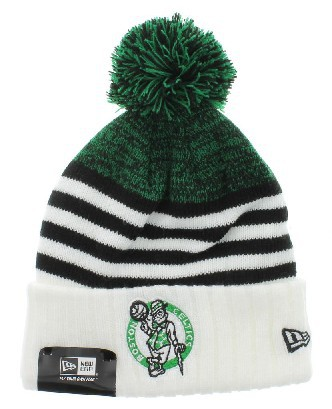 NBA Boston Celtics Beanie JT