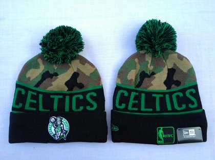 NBA Boston Celtics Beanie SF-A