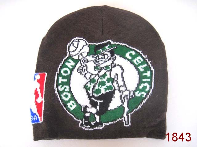 NBA Boston Celtics Dark Grey Beanie SG