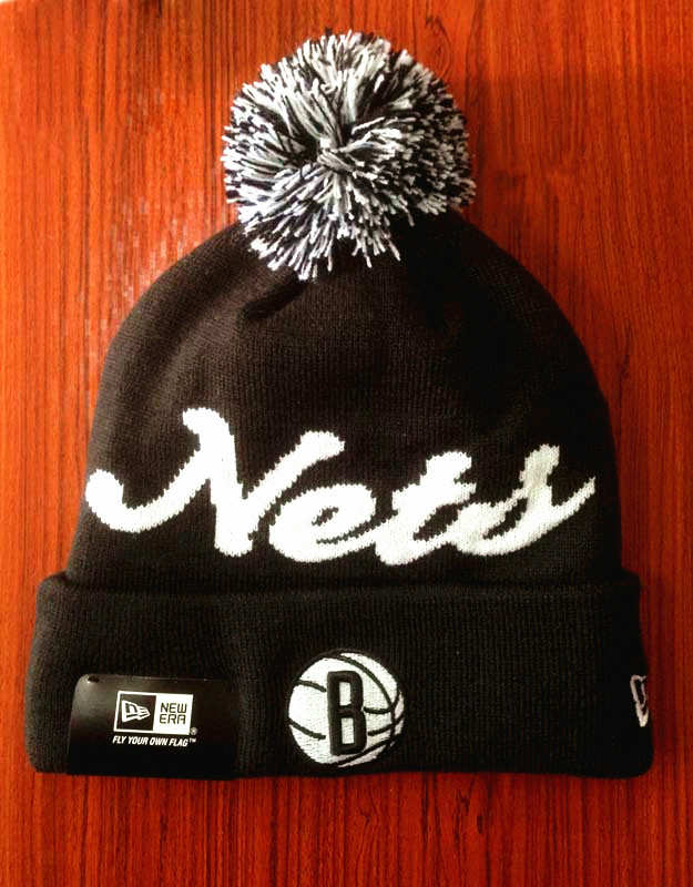 Brooklyn Nets Beanie GF