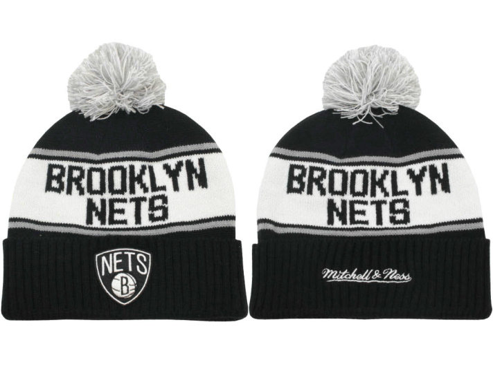 Brooklyn Nets Beanie XDF