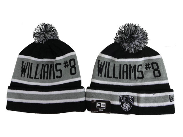 NBA Brooklyn Nets Beanie DF
