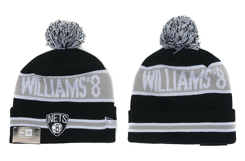 NBA Brooklyn Nets Beanie SD