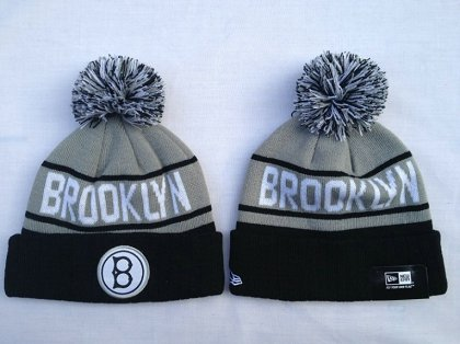 NBA Brooklyn Nets Beanie SF-Q