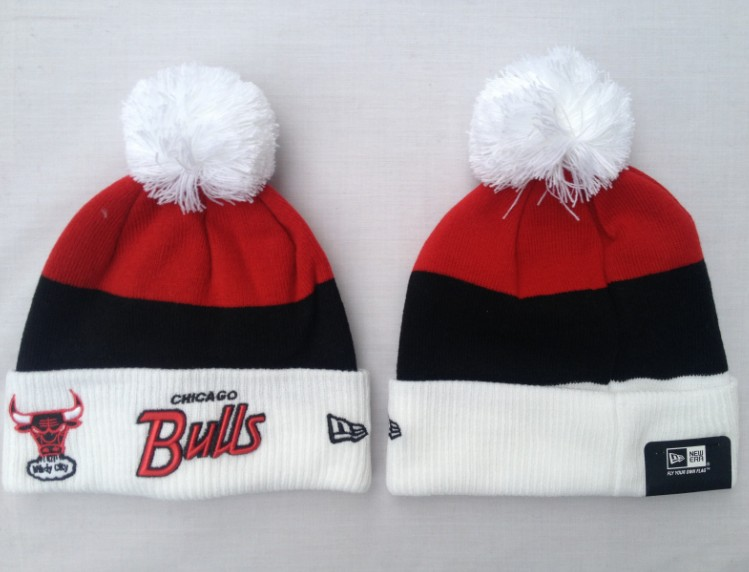 Chicago Bulls Beanie SF