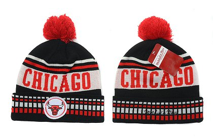 Chicago Bulls New Type Beanie SD 6f13