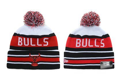 Chicago Bulls New Type Beanie SD 6f36