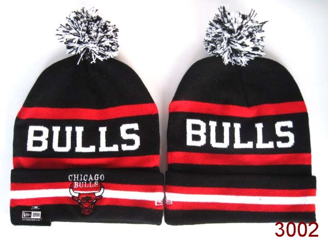 NBA Chicago Bulls Beanie 2 SG