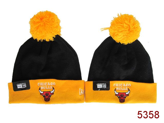 NBA Chicago Bulls Beanie Black 1 SG