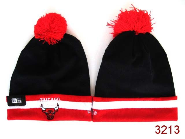 NBA Chicago Bulls Beanie Black 5 SG