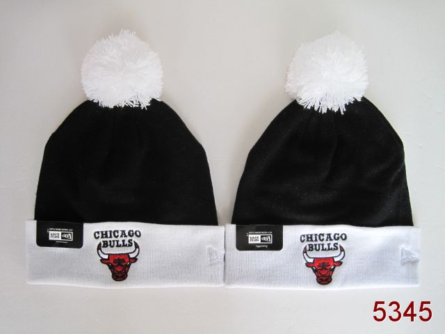 NBA Chicago Bulls Beanie Black 6 SG