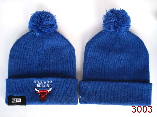 NBA Chicago Bulls Beanie Blue SG