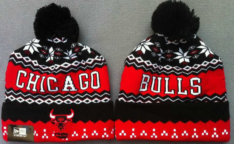 NBA Chicago Bulls Beanie JT