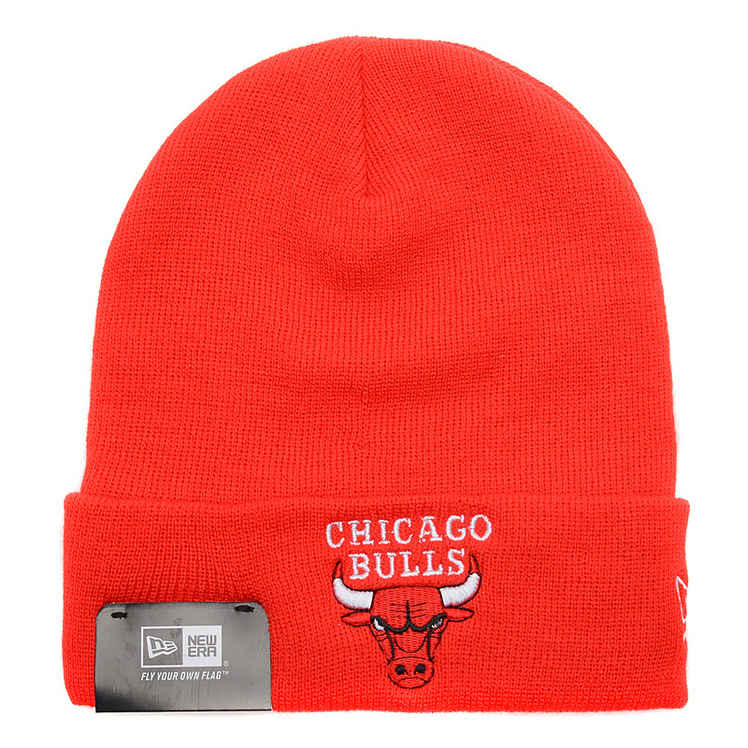 NBA Chicago Bulls Beanie Red SD