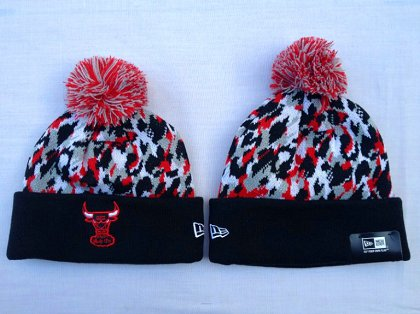 NBA Chicago Bulls Beanie SF-C