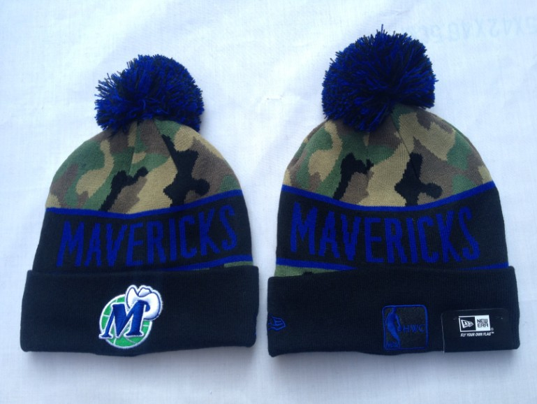 Dallas Mavericks Beanie SF