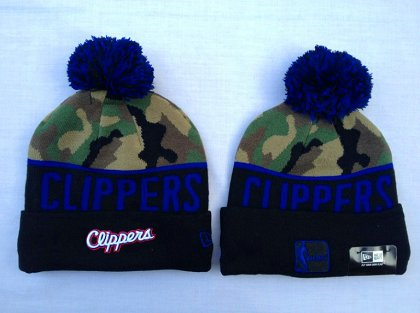 NBA Los Angeles Clippers Beanie SF