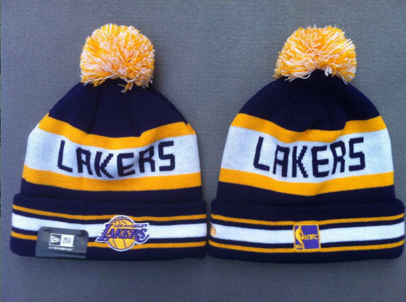NBA Los Angeles Lakers Beanie 1 SF