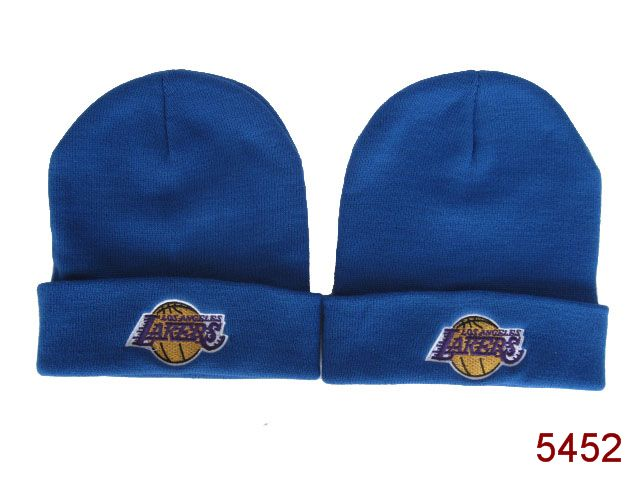 NBA Los Angeles Lakers Beanie Blue SG