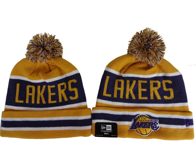 NBA Los Angeles Lakers Beanie DF