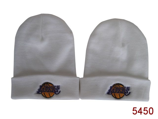 NBA Los Angeles Lakers Beanie Grey SG