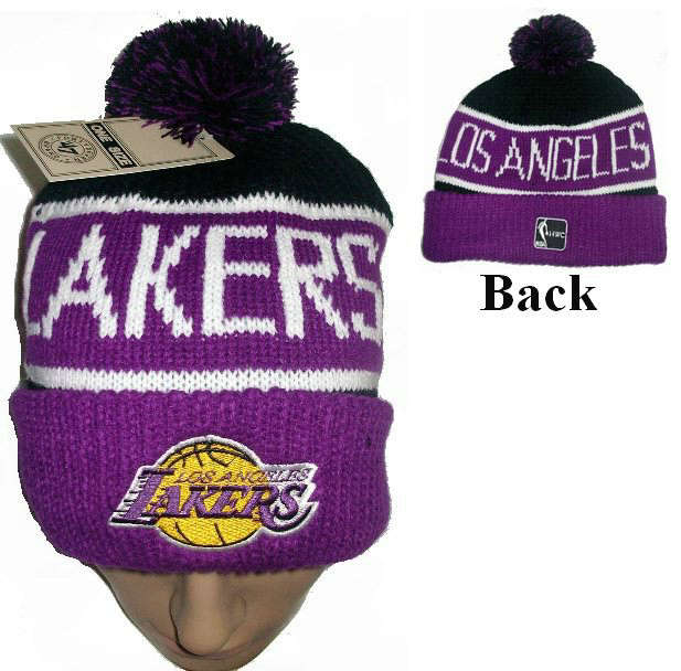 NBA Los Angeles Lakers Beanie JT